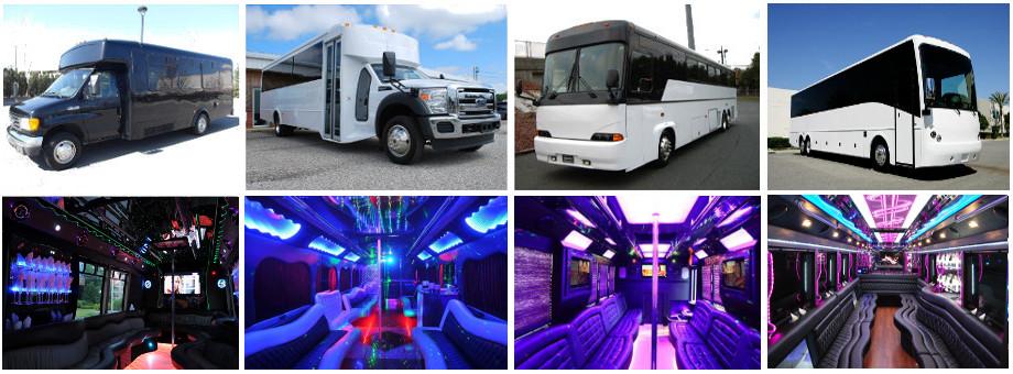 Party Bus Washington