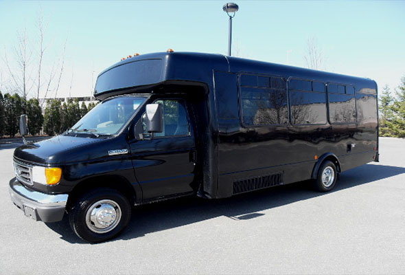 18 Passenger Party Buses Washington