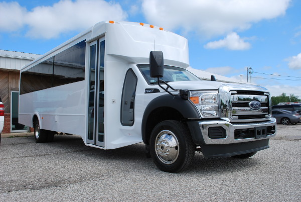 22 Passenger Party Bus Rental Washington District-of-Columbia