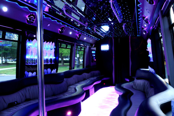 22 Seater Party Bus WashingtonDC