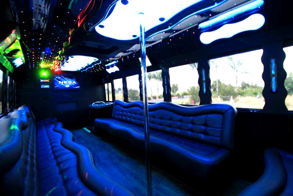 Party Bus For 40 People Washington